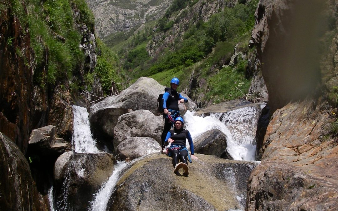 Artigue full day canyoning