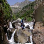 canyoning atigue ariege pyrenees