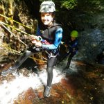 canyoning ariege famille argensou 1