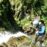 canyoning ariege subra 4